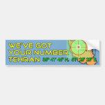 We've Got Your Number Tehran