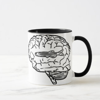 We've got zebrafish on the brain! mug
