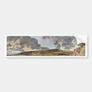 Weymouth Bay By Constable John (Best Quality) Bumper Stickers