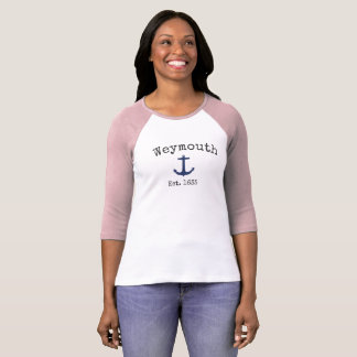 Weymouth Massachusetts long sleeve for women T-Shirt
