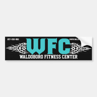 WFC Bumper Sticker