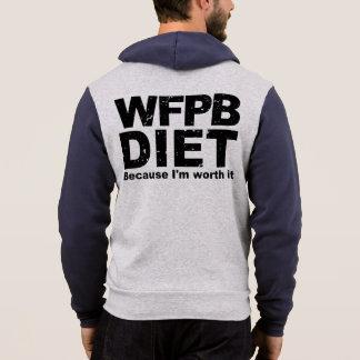 WFPB I'm Worth It (blk) Hoodie