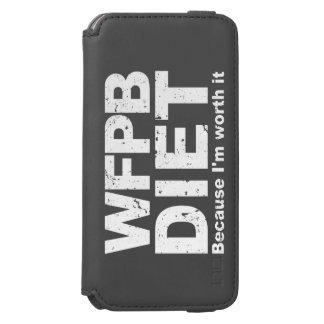 WFPB I'm Worth It (wht) Incipio Watson™ iPhone 6 Wallet Case