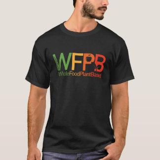 WFPB logo - dark t shirt