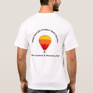 WGARS Balloon Launch & Recovery Team T-Shirt