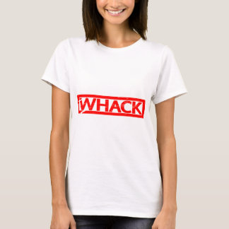 Whack Stamp T-Shirt