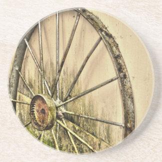 Whagon Wheel Coaster