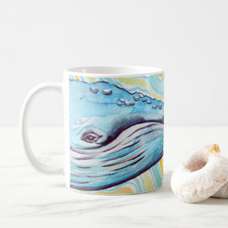 Whale Dream Coffee Mug
