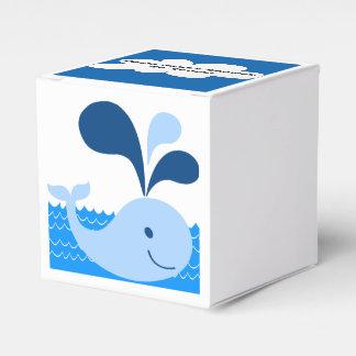 Whale Favor Favour Box
