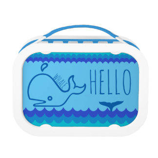 Whale Hello Lunch Box