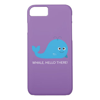 Whale, Hello There! Phone Case