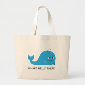 Whale, Hello There! Tote