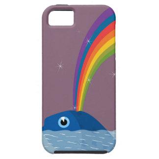 Whale iPhone 5 Cases