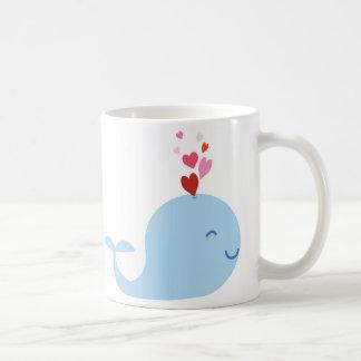 Whale Love Mug