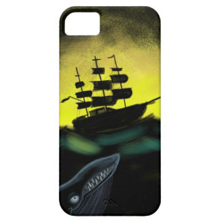 Whale of A Tale iPhone 5 Cases