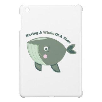 Whale Of A Time iPad Mini Case