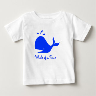 Whale of a Time Toddlers T-Shirt
