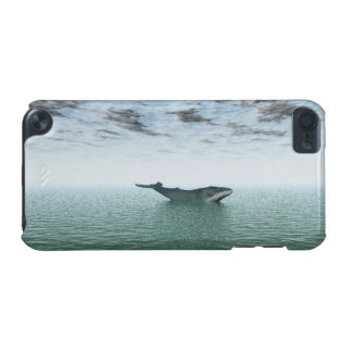 Whale on the ocean iPod touch 5G case