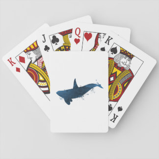 Whale Playing Cards