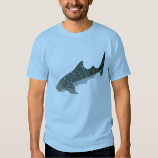 Whale shark t-shirts