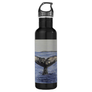 Whale Tail 710 Ml Water Bottle