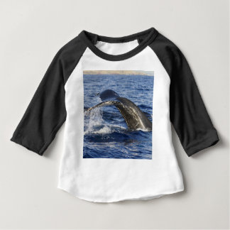 Whale Tail Baby T-Shirt