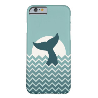 Whale Tail Barely There iPhone 6 Case