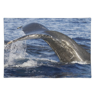 Whale Tail Place Mats