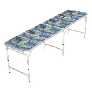 whale tail table