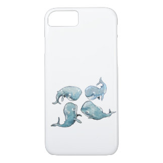 Whale Talk iPhone 8/7 Case
