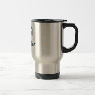 Whale Talk Travel Mug