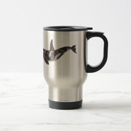 Whale Travel Mug