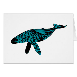 Whale Watch Card