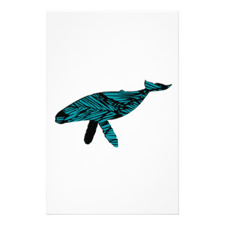 Whale Watch Stationery