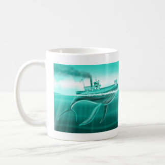 Whaleback Coffee Mug