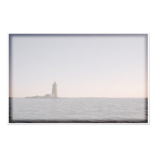 Whaleback Lighthouse Stationery