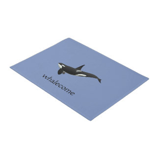 whalecome mat