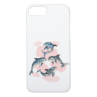 Whales iPhone 8/7 Case