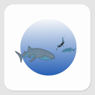 Whaleshark Sticker