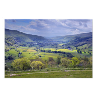 Wharfedale - The Yorkshire Dales Photo Print