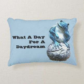What A Day For A Daydream Decorative Cushion