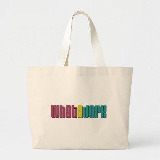 What A Dork Bag