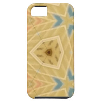 What a Good Day Tan Patterned iPhone 5 Case