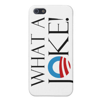 What a Joke iPhone Case iPhone 5 Covers