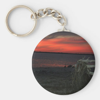 What a Night Key Ring