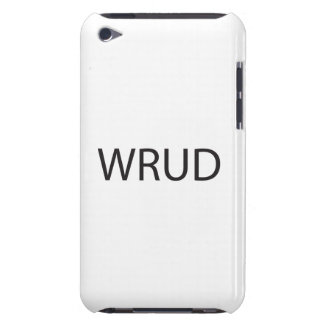 What Are You Doing ai iPod Touch Case