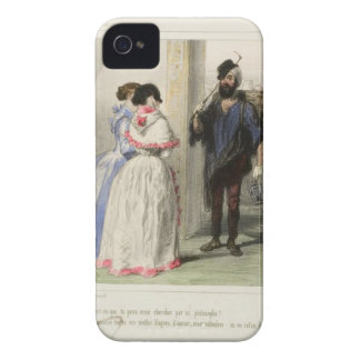 What are you looking for here, Philosopher? Paul iPhone 4 Case-Mate Cases