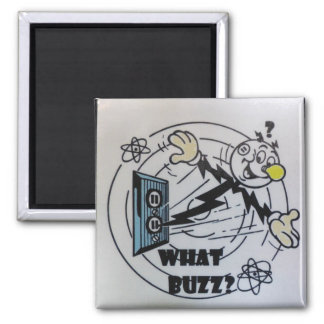 What Buzz Band Magnet