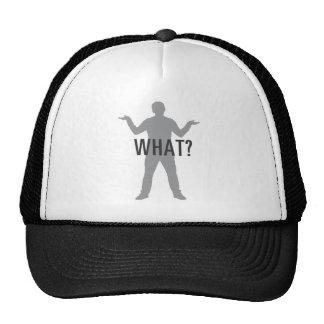 WHAT? CAP