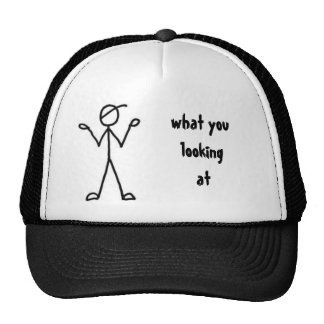 what trucker hats